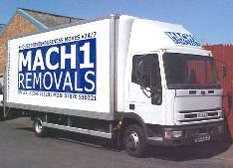 Chesterfield, Sheffield, Nottingham removals references and recommendations
