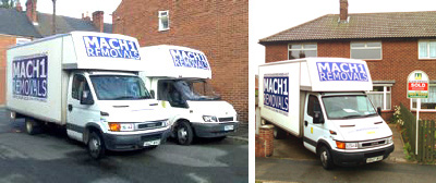 Home and Office Removals, Chesterfield, Sheffield, Derby, Nottingham